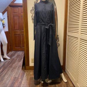 New eShatki Chambray Shirtdress - 10